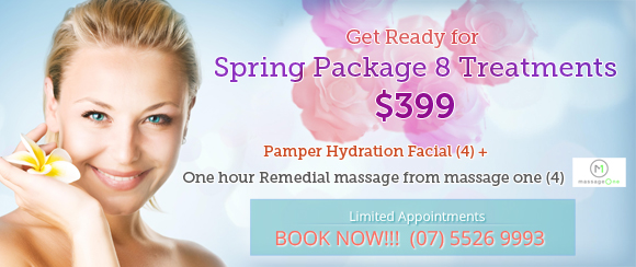 get ready for spring package 8 treat $399